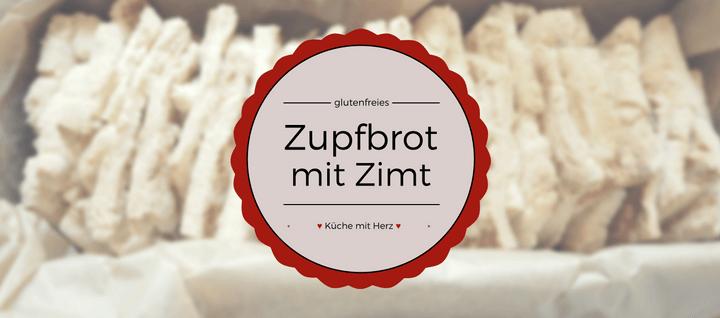Backe dir ein leckeres Zupfbrot bzw. Pull-apart-Bread mit Zimt. | Finde das Rezept auf kuechemitherz.com